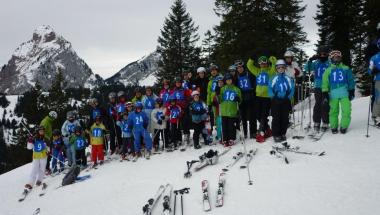 Ausschreibung Oberberg-Schneesportwochenende