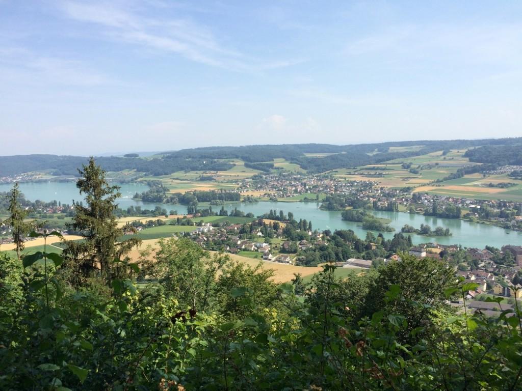 Biketour Schiener Berg, Stein am Rhein