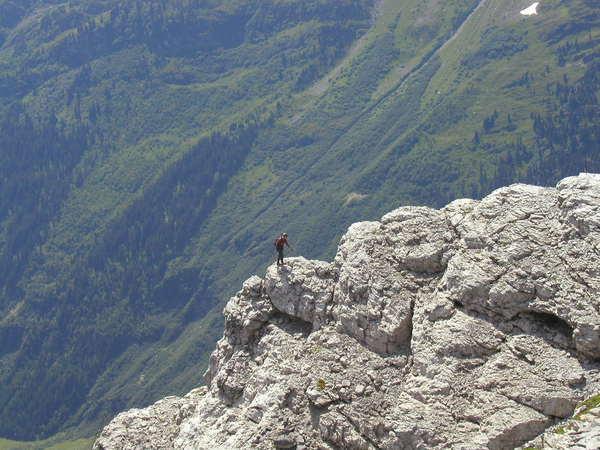 Kletter- und Klettersteigwochenende