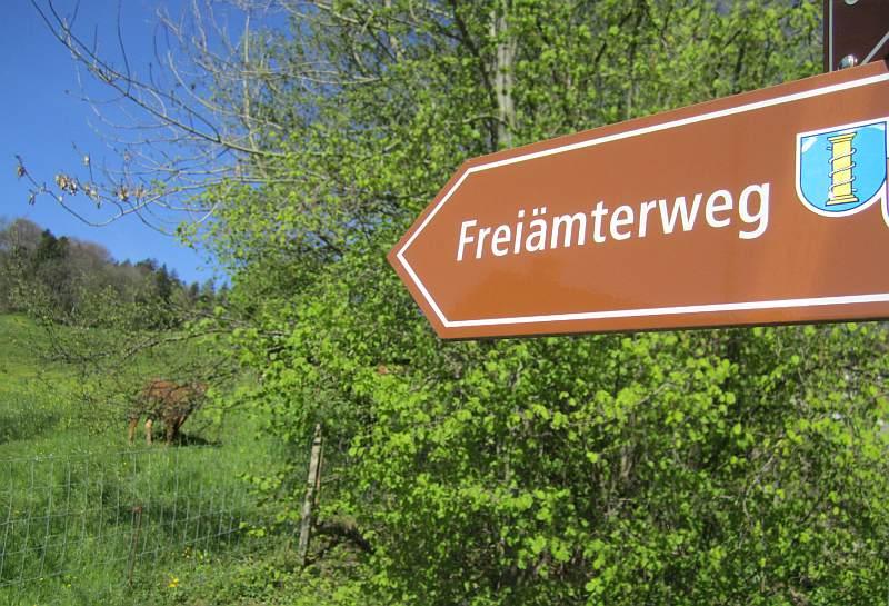 Biketour Freiämterweg (abgesagt)