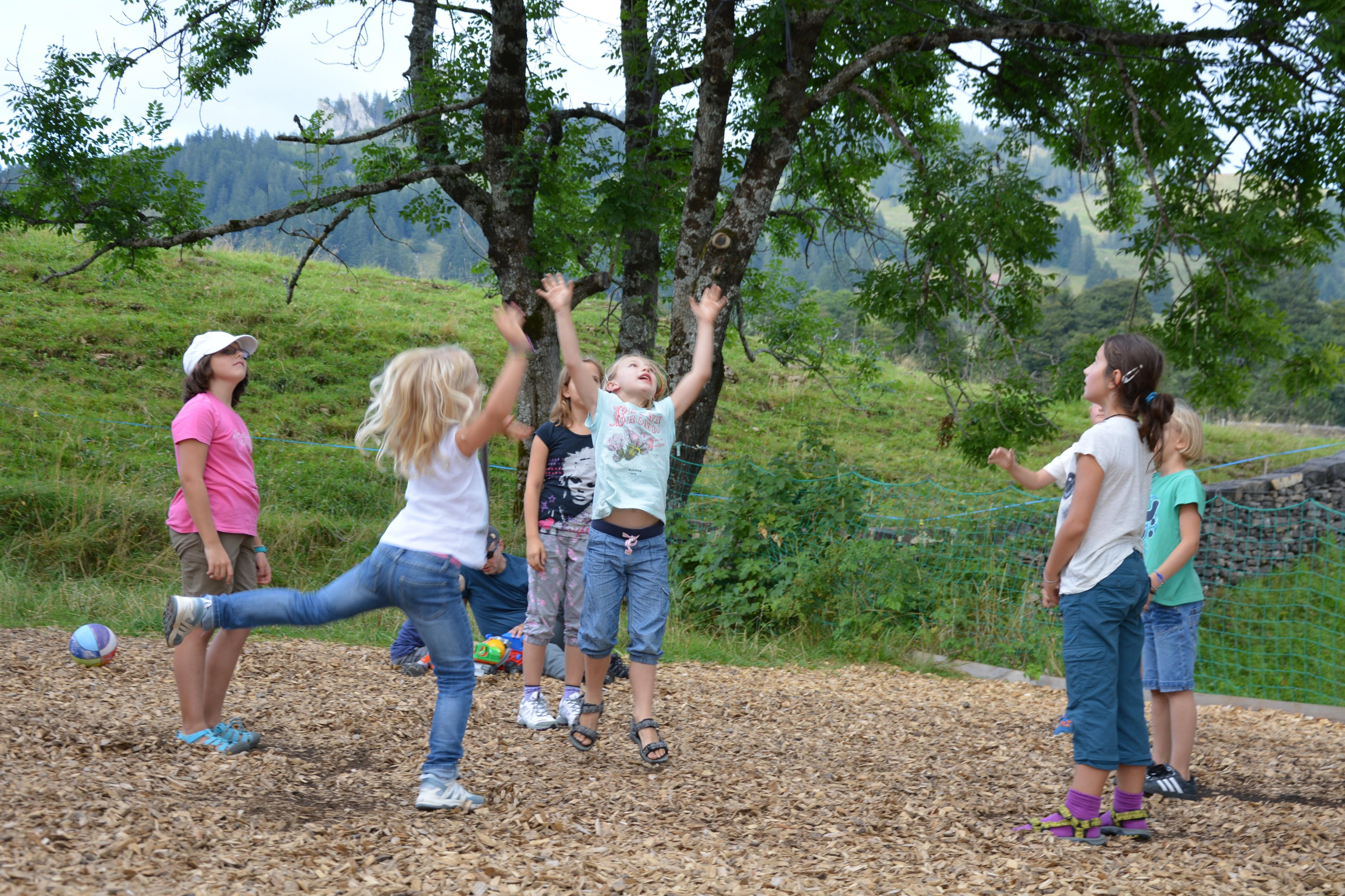 Familien-Weekend auf dem Oberberg