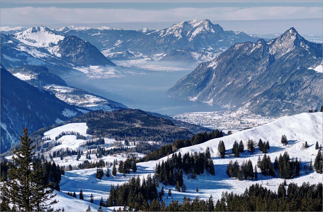 Einsteigerskitour Ybrig