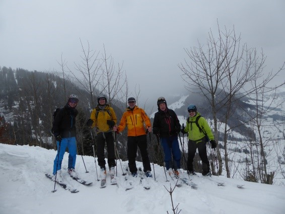 Skitour Säntis vom 11. Februar 2018