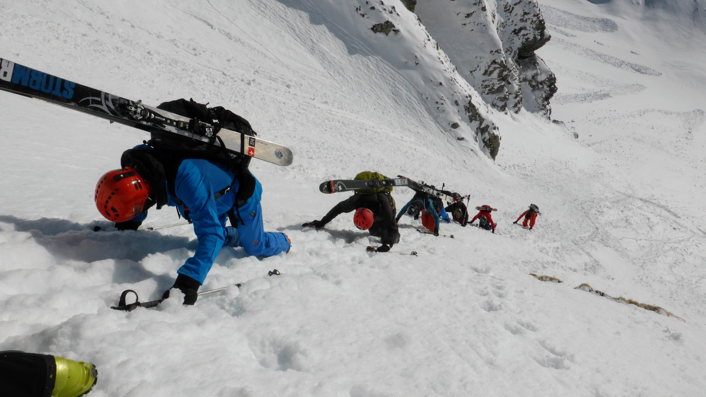 Freeride-/Skitourentag Höch Pfaffen