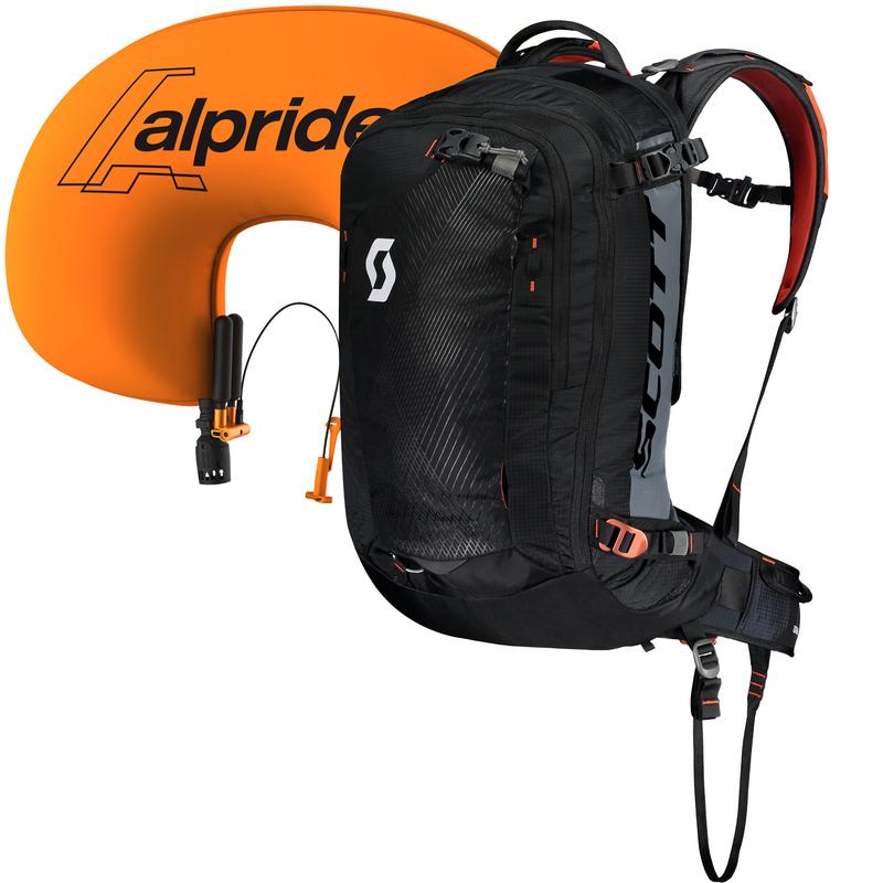 Ausverkauft! Spezialangebot Lawinenrucksack (Airbag)