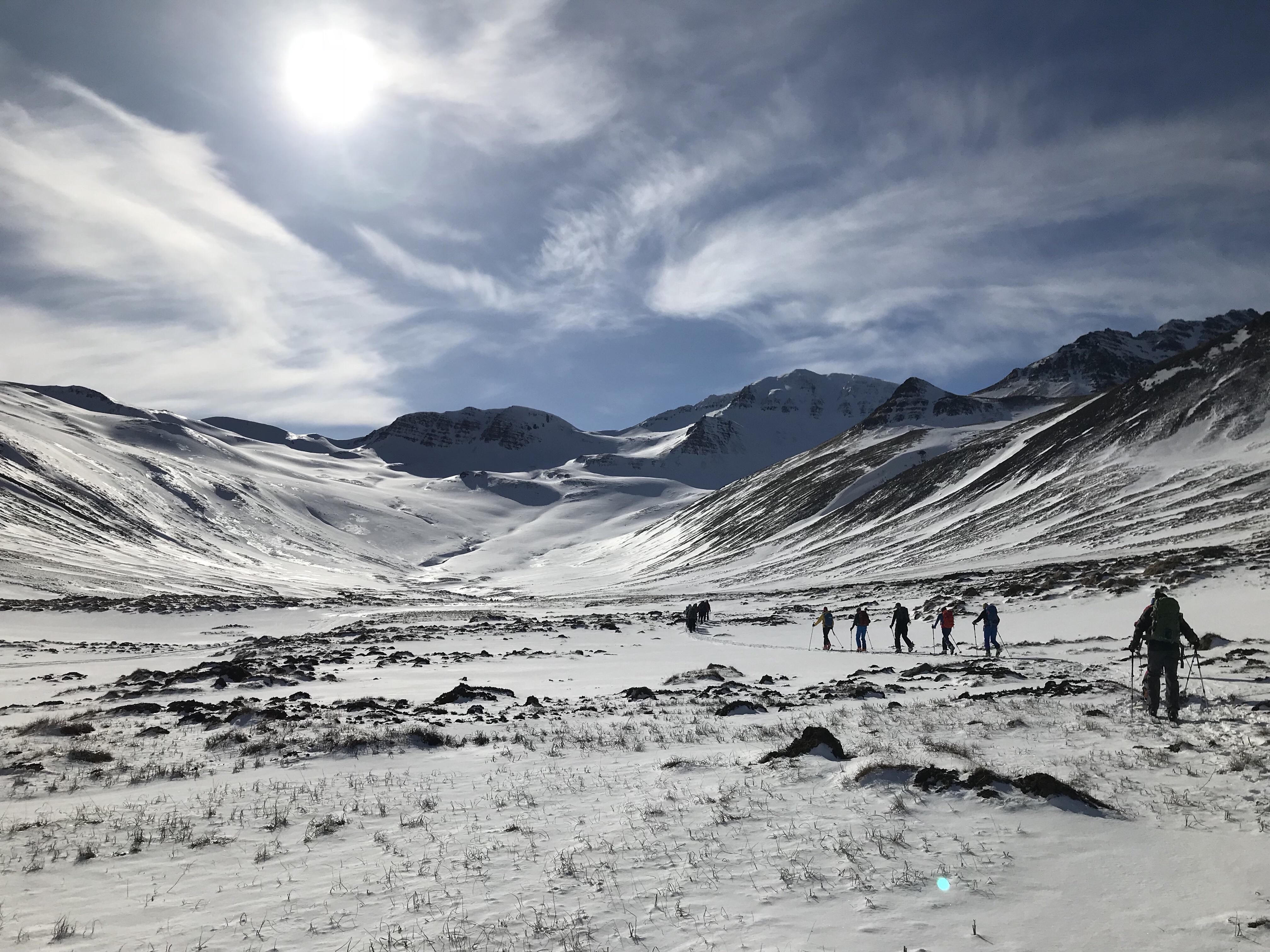Jubiläumstourenwoche in Island
