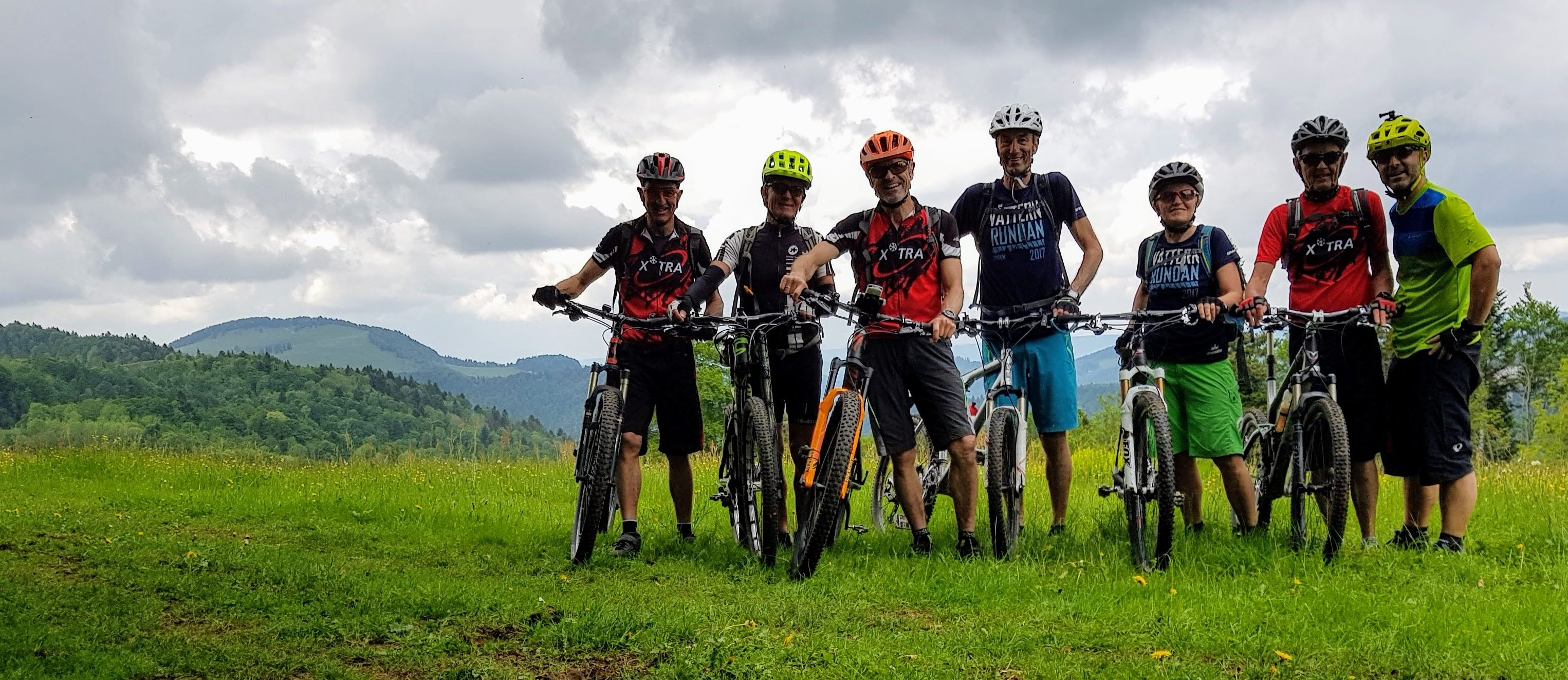 Erste Werktags-Biketour im Naturpark Balsthal