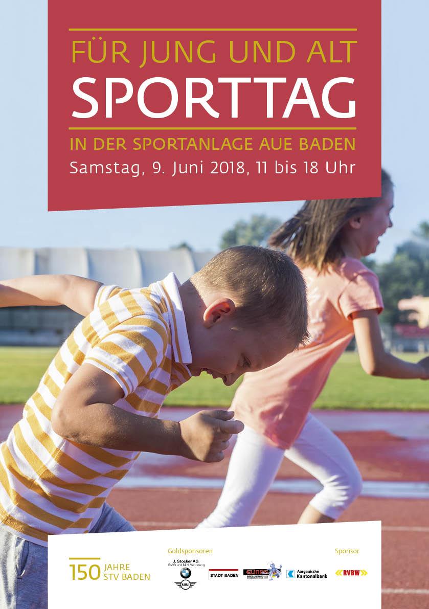 STV Baden Sporttag