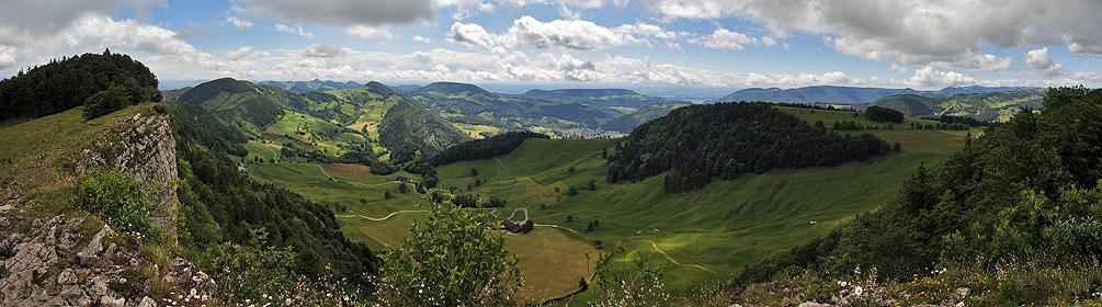 Herbstbiketour im Solothurner Jura
