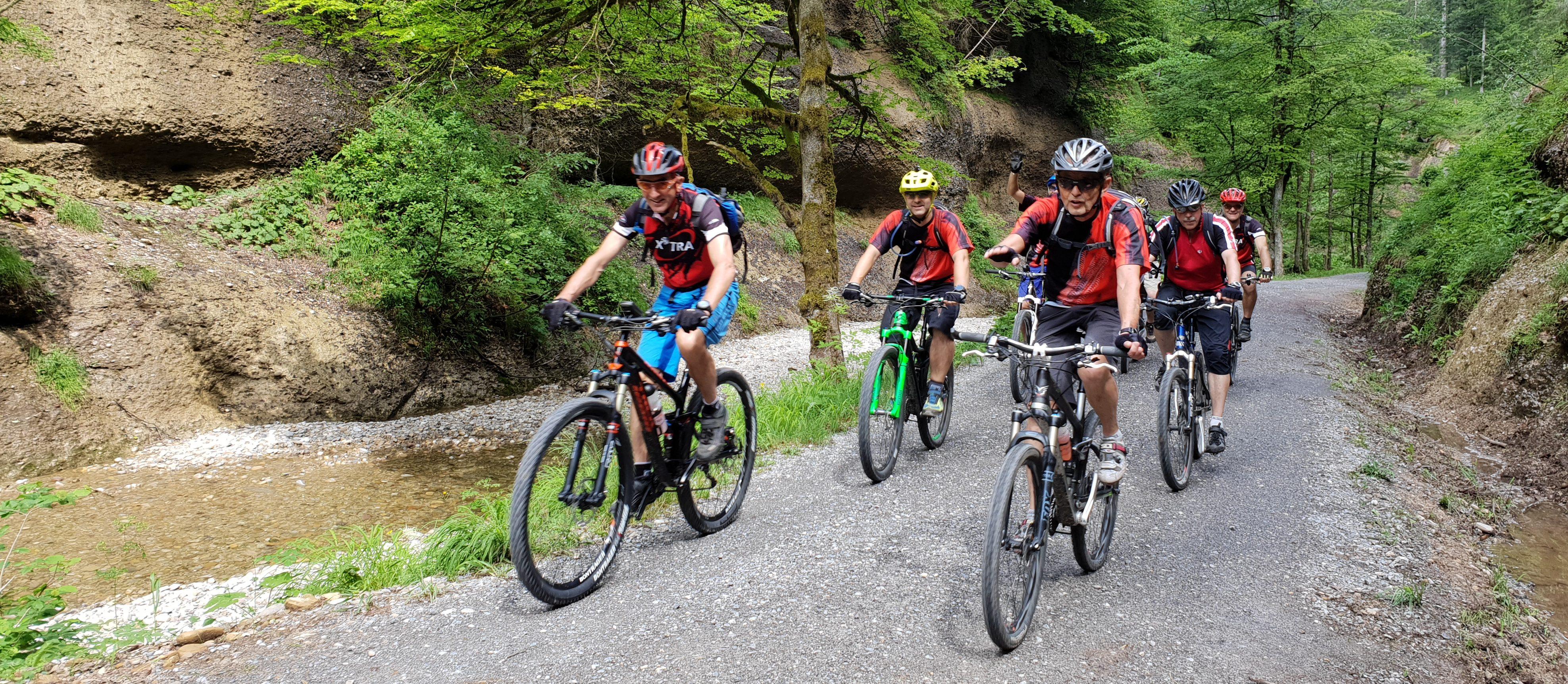 Biketour Bäretswil