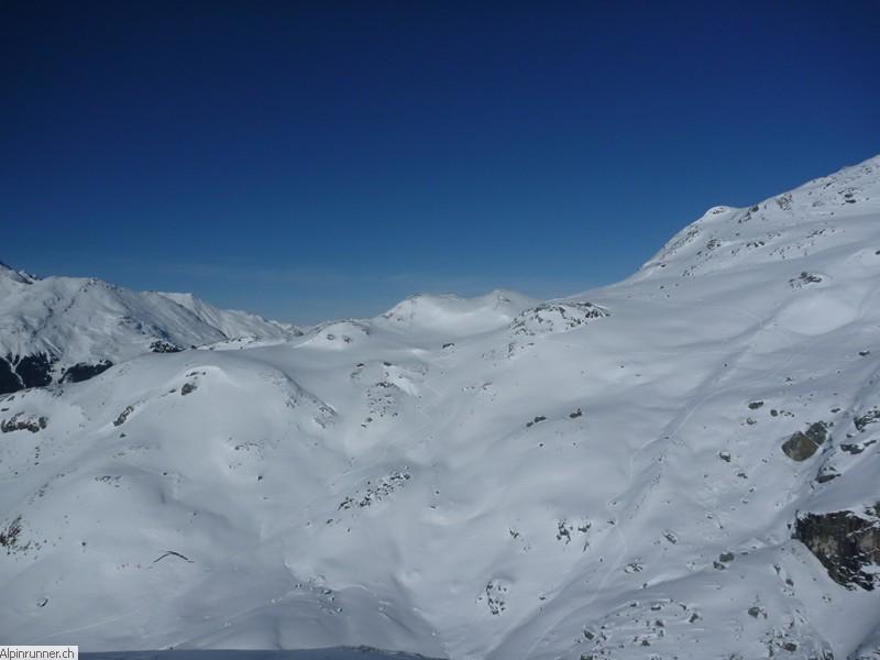 Schneeschuhtage in Bivio