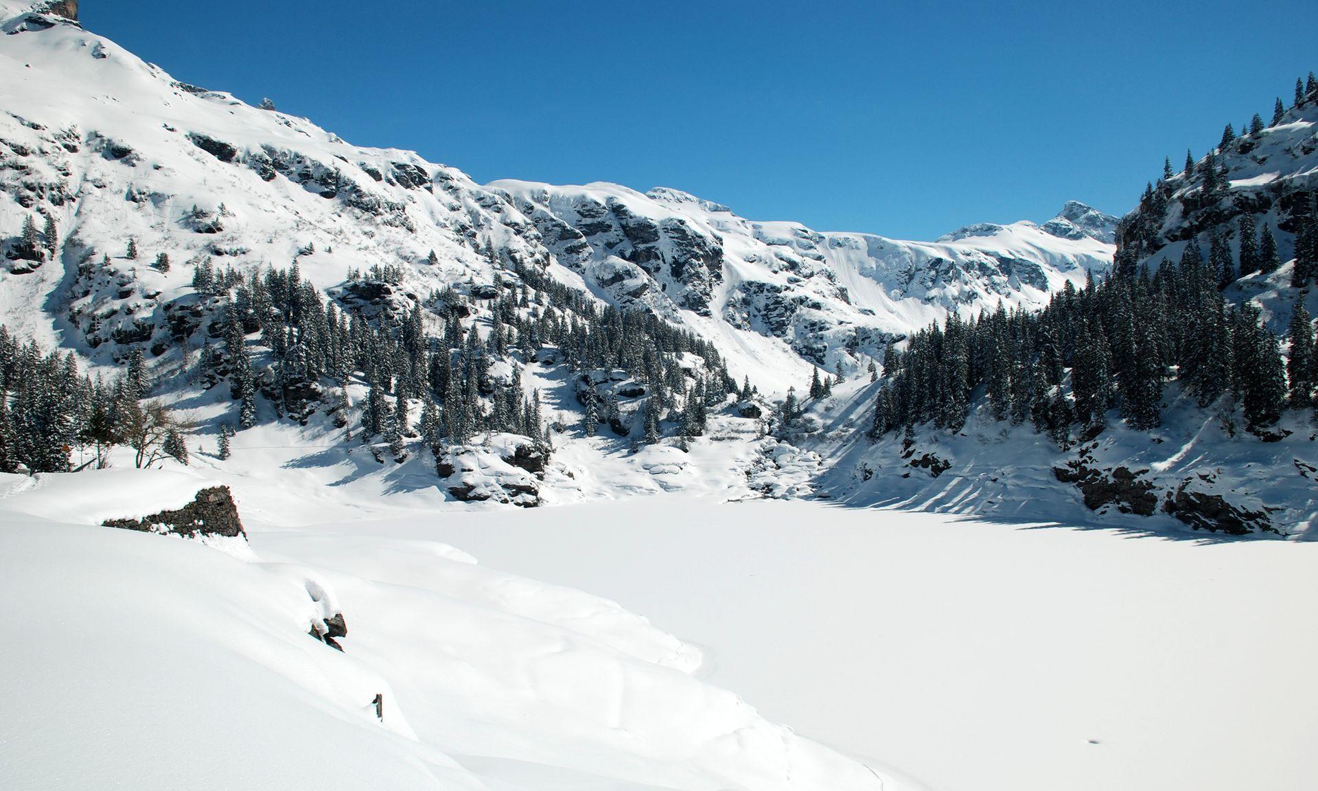 Schneeschuhweekend Mettmen