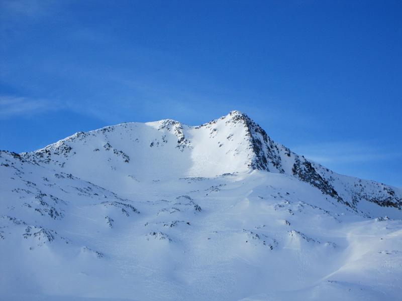 Skitourenweekend Rotondo, Gross Muttenhorn