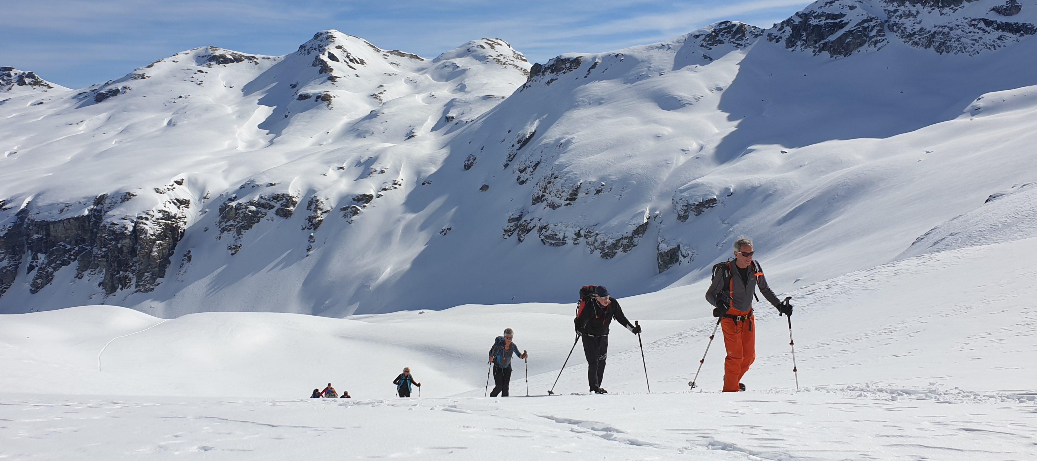 Schneeschuhtour Mettmen