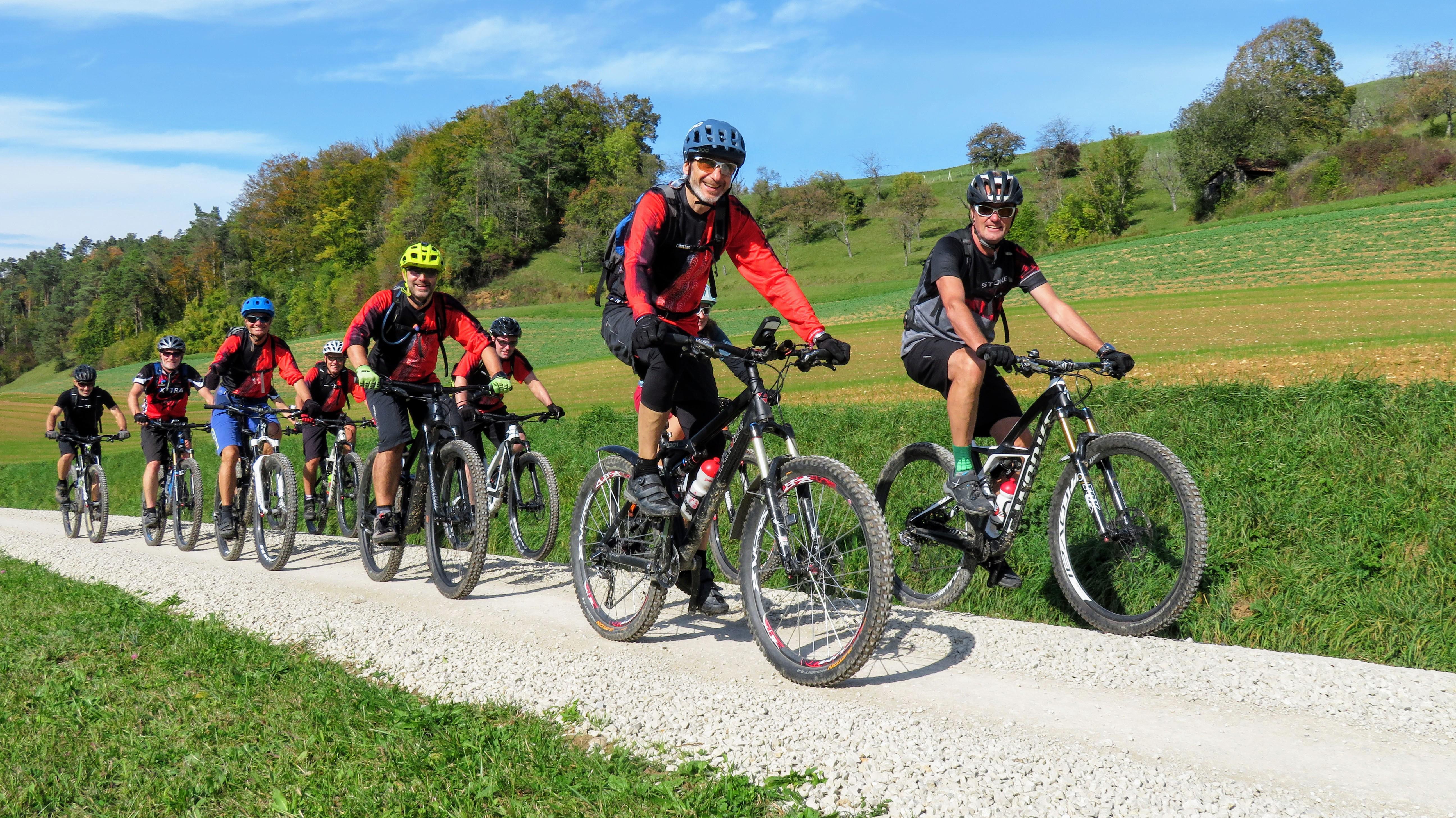 Biketour ins Fricktal