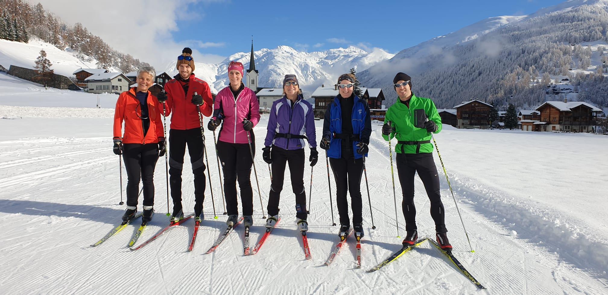 Obergoms – Gelungener Start in die Langlaufsaison