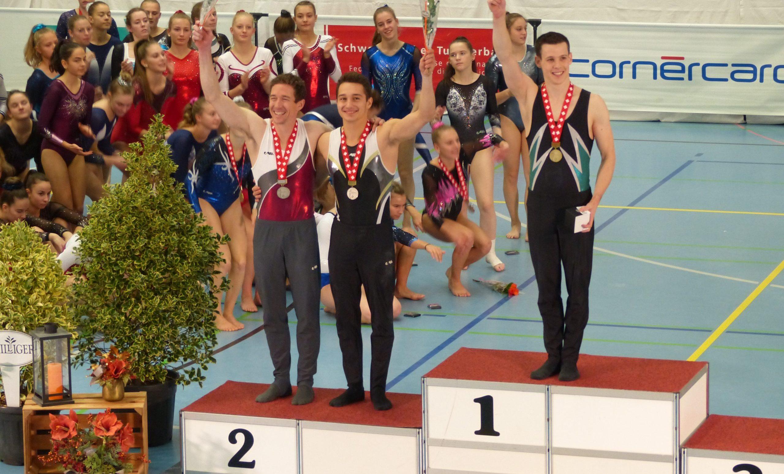X'TRA-ler gewinnt Silbermedaille an Schweizer Meisterschaft