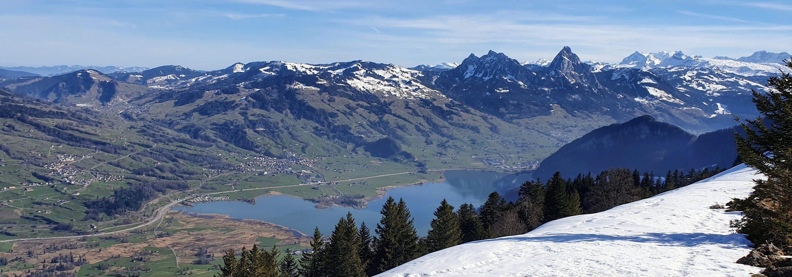 Schneeschuhtour Urmiberg – Rigi Scheidegg