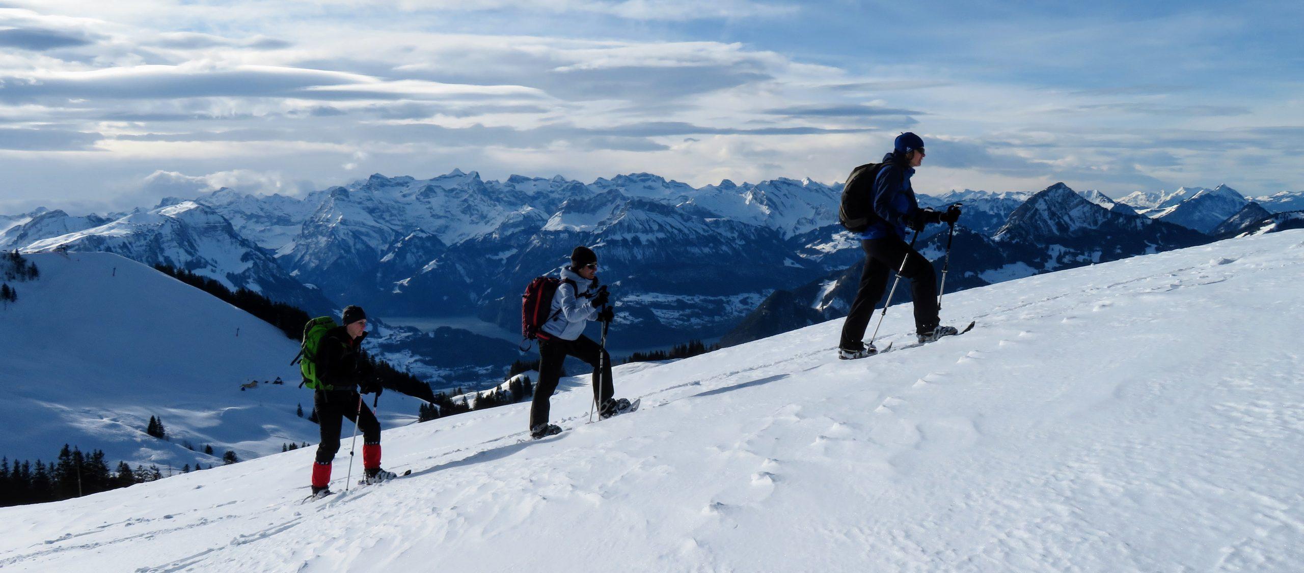 Schneeschuhtour Biberegg