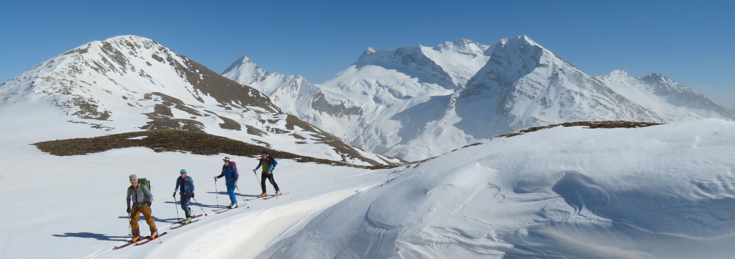 Simplon Skitouren