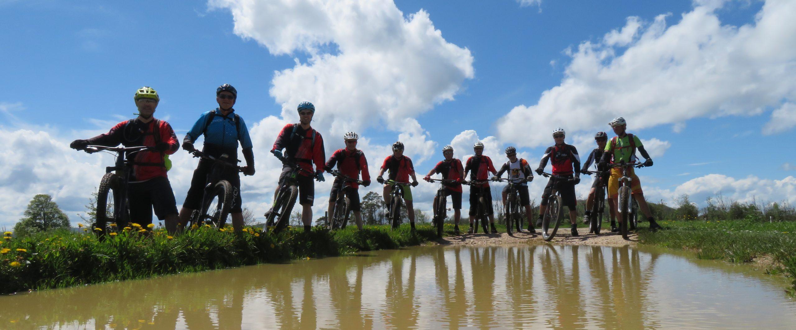 Jura Bike-Tage in Delémont