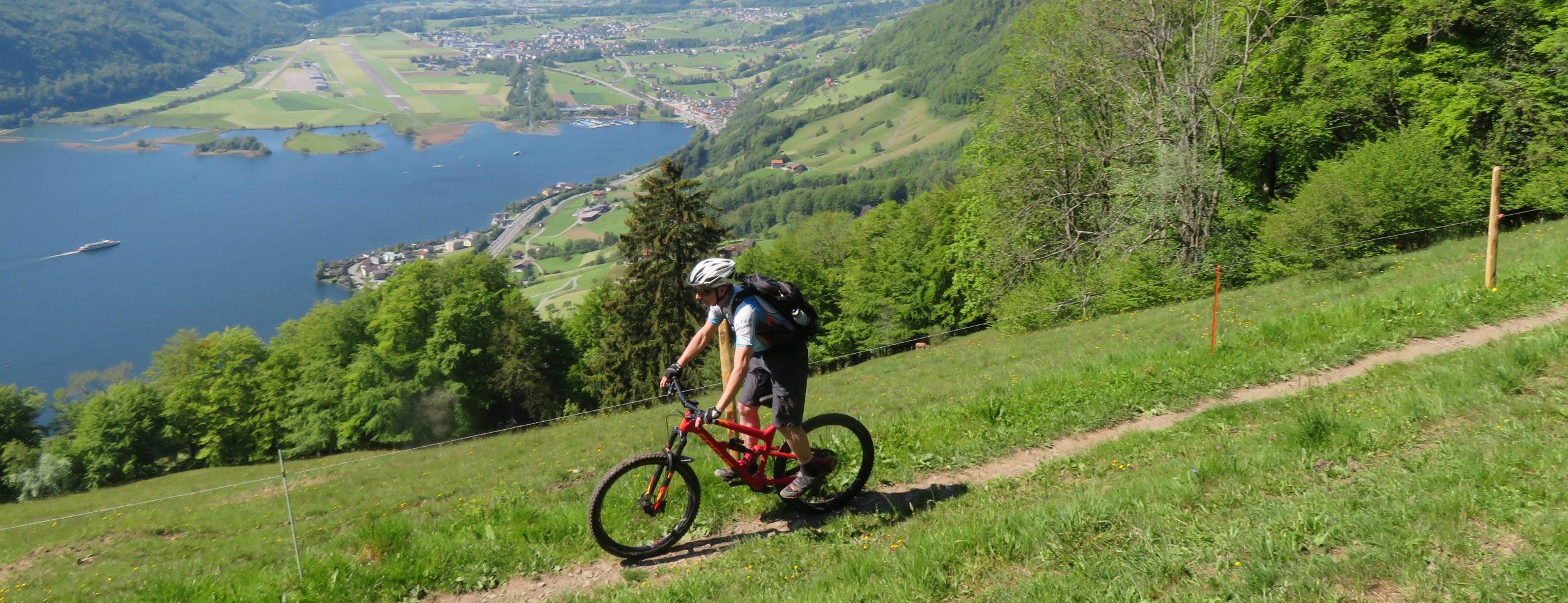 Biketour um Alpnach