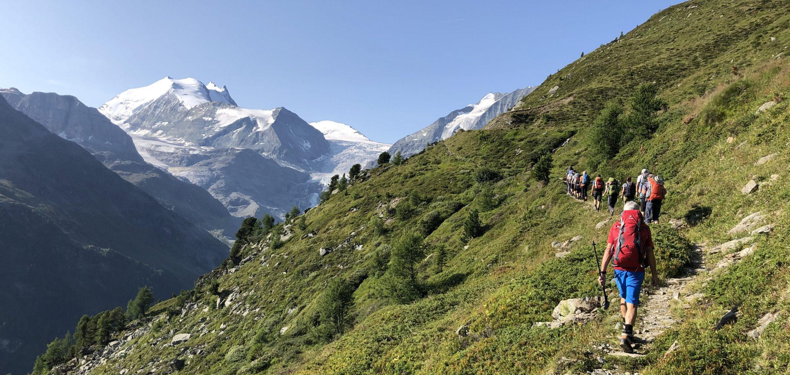 Königstour ums Matterhorn (Teil 1)